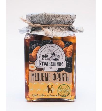 Медовые фрукты «Столбушинские» №5