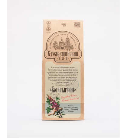 Иван-чай «Богатырский»